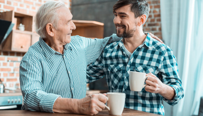Positive New Year's Resolutions for Caregivers