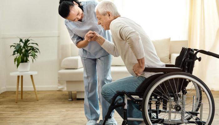 Chronic pain for seniors