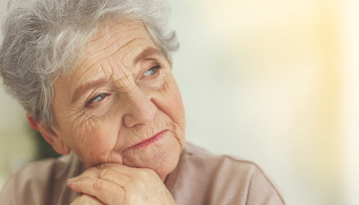 Are mood swings in the elderly a sign of underlying health problems?