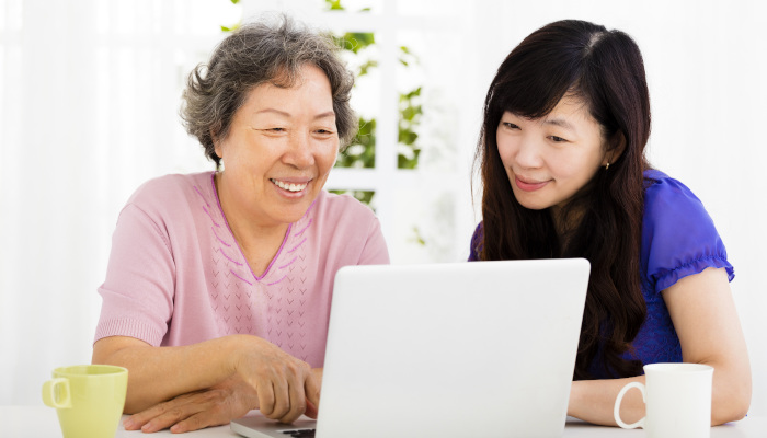 Searching for home care