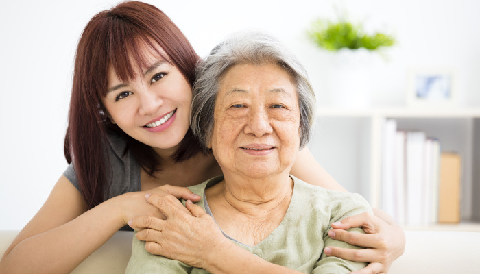 Who is home care for?