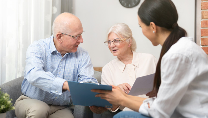 Estate planning for seniors and family caregivers
