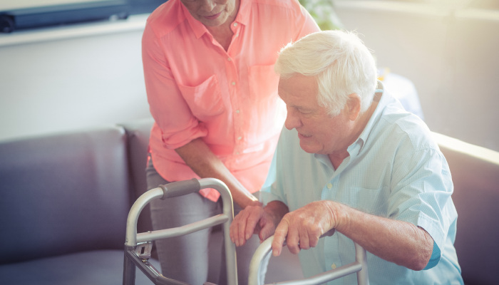 Help Seniors Avoid Falls and Accidents