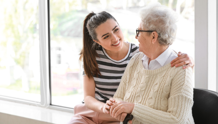 New research highlights the benefits of having a senior companion