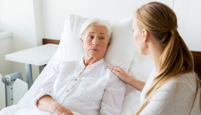 Family disagreements can stem from senior care