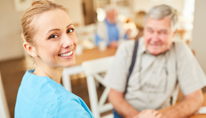 Home care for common senior challenges