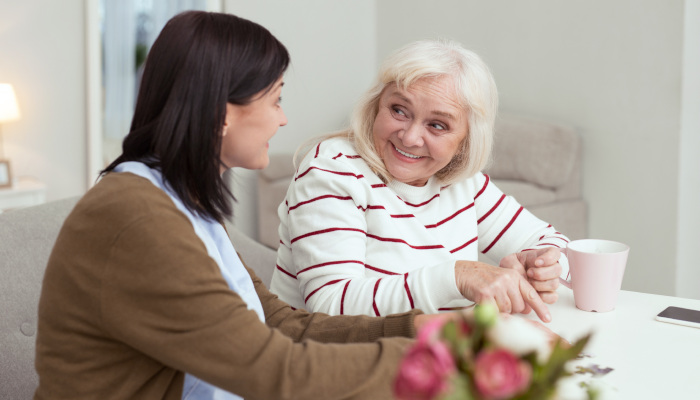 Companion Care for the Elderly