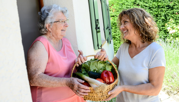 Small changes to help seniors age in place