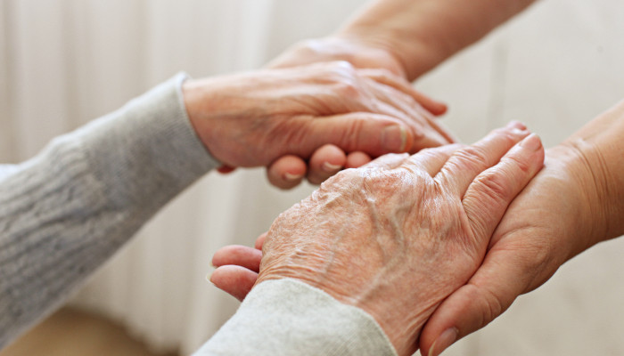 A new study suggests that older adults know the importance of hiring a caregiver