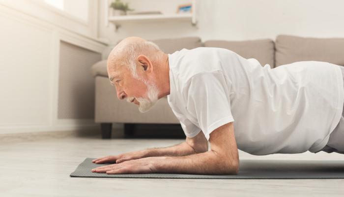Indoor exercises for seniors