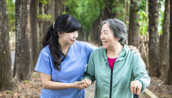 Helping A Senior Loved One Get More Physically Active