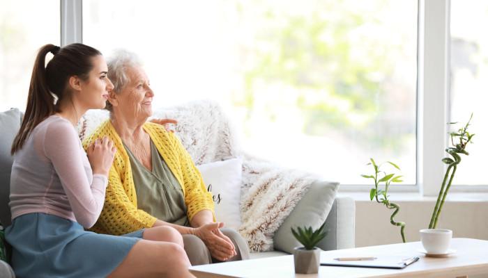 When a Grandchild Becomes a Caregiver