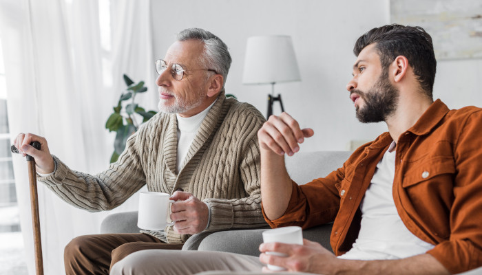 How to Talk About Home Care With Your Dad