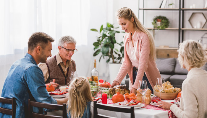 Steps to Creating a Dining Room Safe for the Elderly