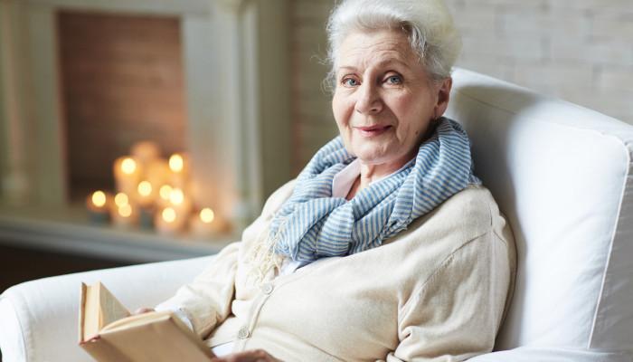 How to Make Reading Easier for Seniors