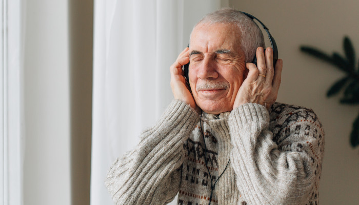 The Health Benefits of Music for the Elderly