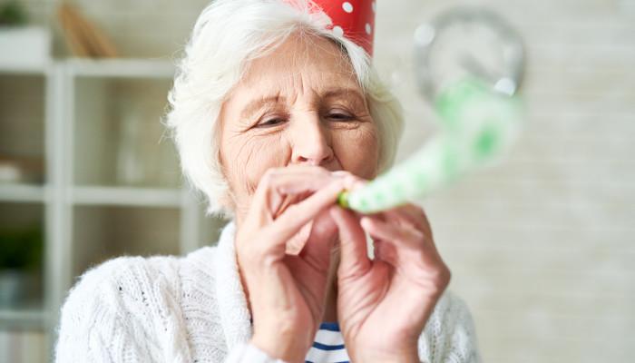 Fun Ways to Celebrate a Senior's Birthday